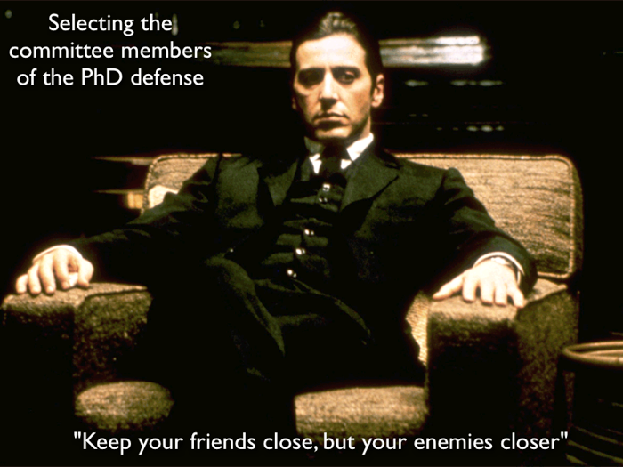 Movie quotes for the PhD life - Labsolutely